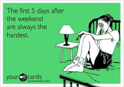 weekend ecard